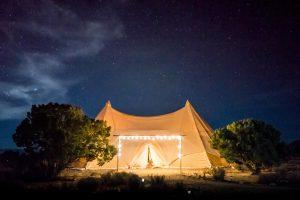 Wykorzystanie namiotów eventowych