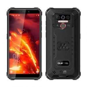 Oukitel WP5Pro 64 GB + 4 GB Dual SIM Czarny